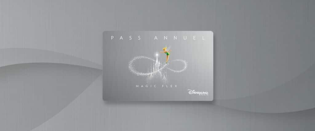 passeport annuel Magic Flex Disney