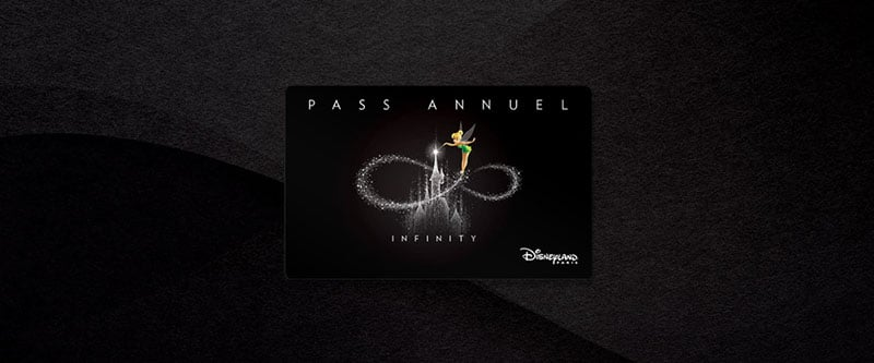 passeport annuel infinity Disney