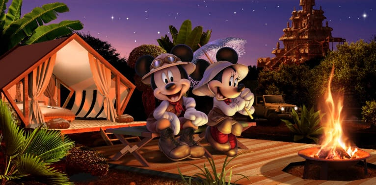 jungle adventureland mickey