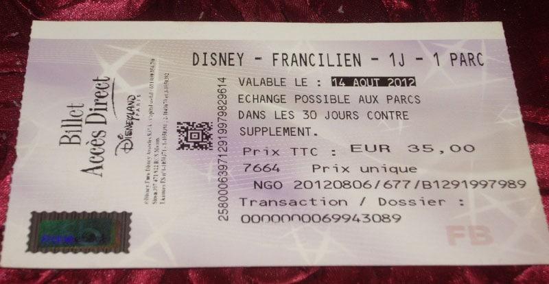 place disney francilien