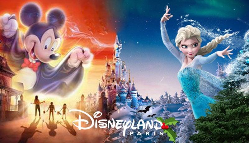 Les saisons Disneyland Paris – Explications