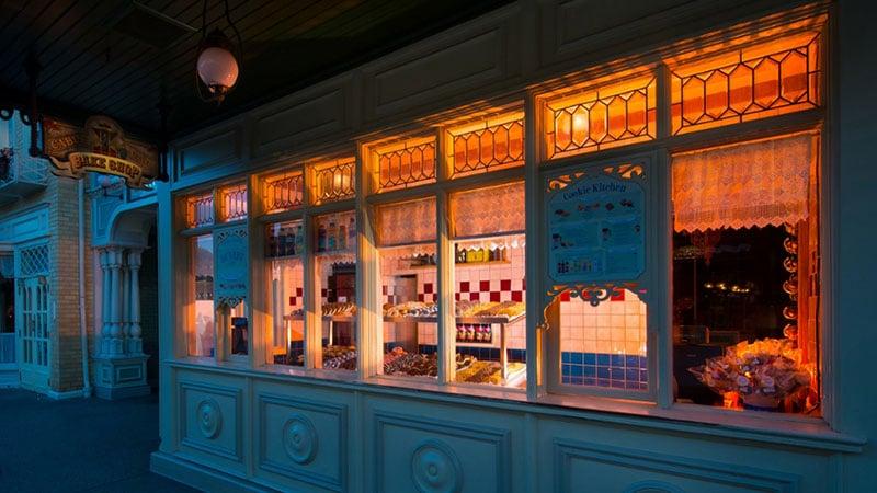 Cookie Kitchen Disneyland Paris