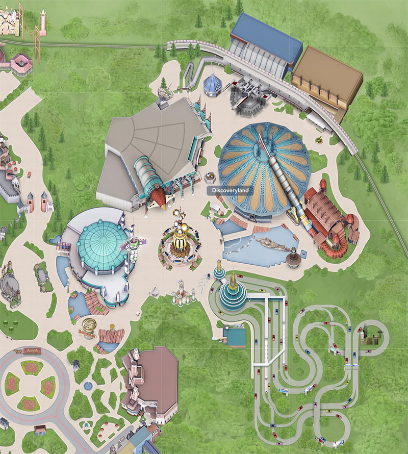 Plan Discoveryland