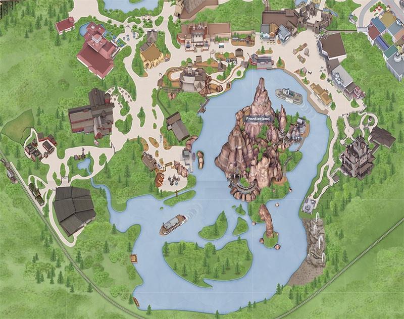 Plan Frontierland