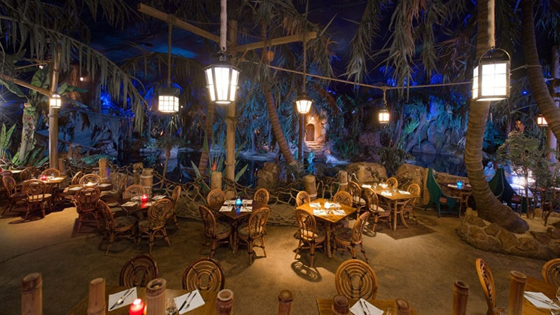 captain jack's restaurant pirates disneyland