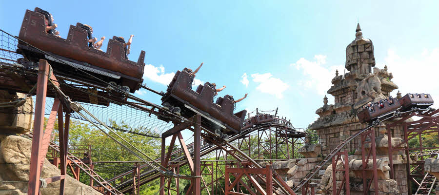 indiana jones adventureland