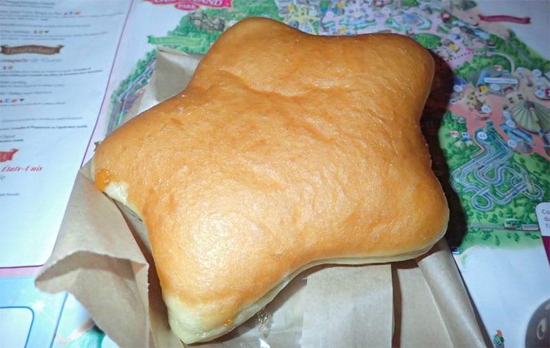 repas au cookie kitchen de disneyland paris
