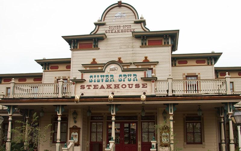 silver spur steakhouse disneyland paris