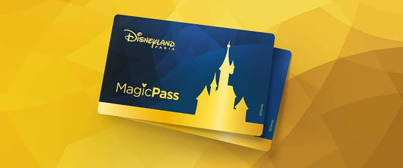 carte magic pass disneyland paris