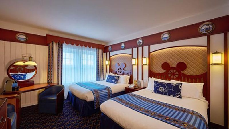 chambre compass club disneyland paris hotel