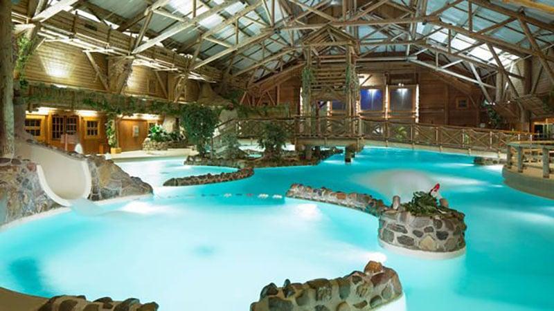 jeux de piscine au Davy Crockett Ranch Disney