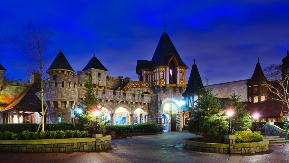 blanche neige et les sept nains Disneyland paris